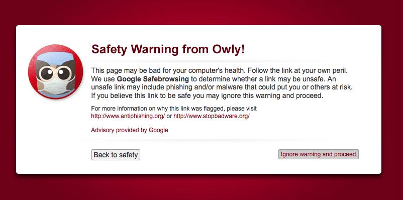 malware-error-page