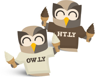 Choose between Ow.ly and Ht.Ly - 2 ways to shorten URLs