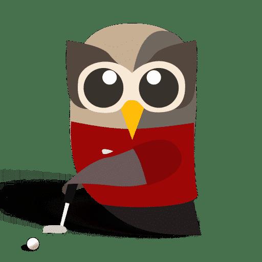 Golf Owly