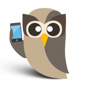HootSuite for iPhone Owl