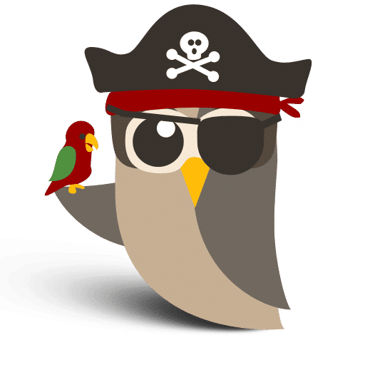 Pirate Owly