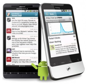 Free mobile app for Android from HootSuite
