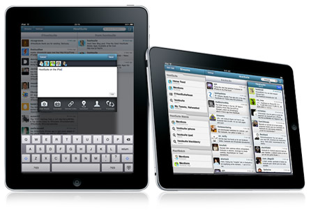 HootSuite for iPad