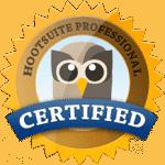 Get HootSuite Certified
