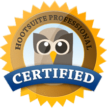 HootSuite University Badge