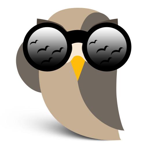 Owly w/ Binoculars