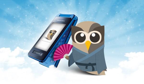 Twitter Tools on Keitai App