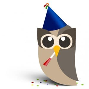 New Year's Owly