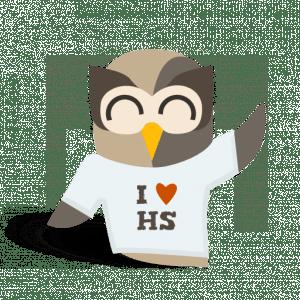 HootSuite's Owly loves HootSuite
