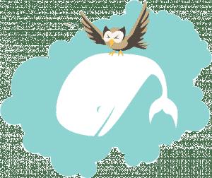 Owly saving the Whale