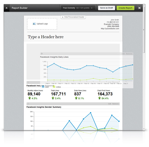 New Reports from HootSuite Social Analytics