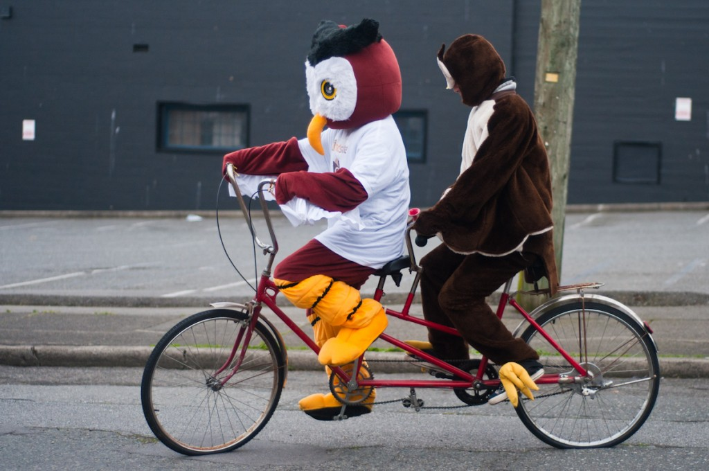 HootSuite - A Hub for Vancouver Cycling