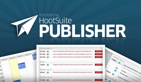 HootSuite Social Media Dashboard feature release