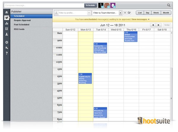 social media management tool tools for facebook