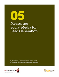 HootSuite White Paper on Social Media Measurement for ROI