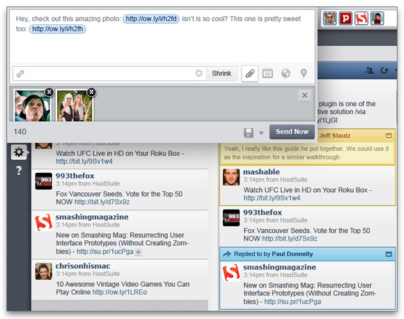 HootSuite Facebook photos