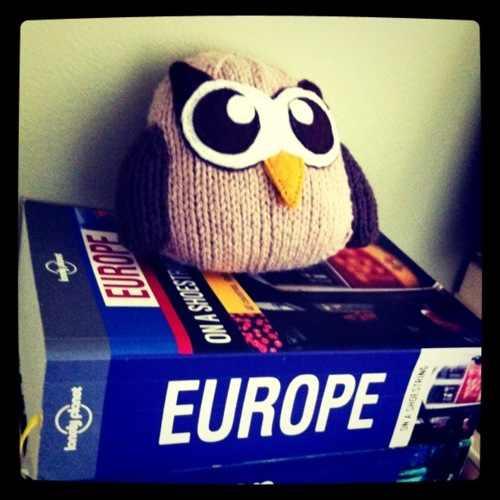 Owly hits Europe