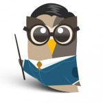 Prof Owly of HootSuite University
