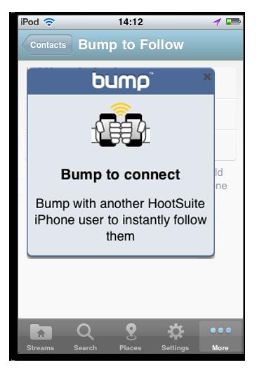 Bump HootSuite