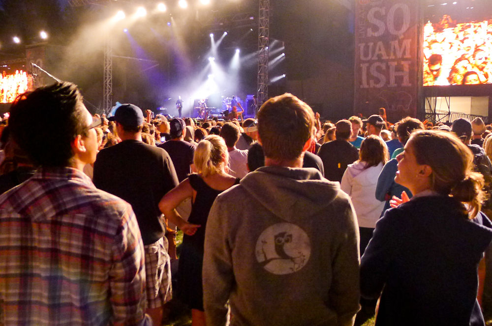 HootSuite at Squamish