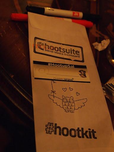 HootKit in Slamanca