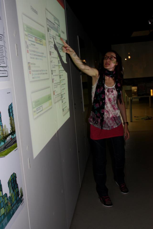 HootUp Barcelona Presentation Owl like a Ninja!