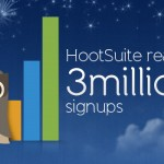 HootSuite Reaches 3 million Signups