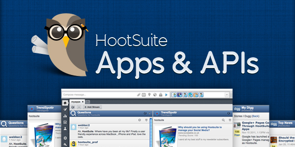 HootSuite Apps and API header