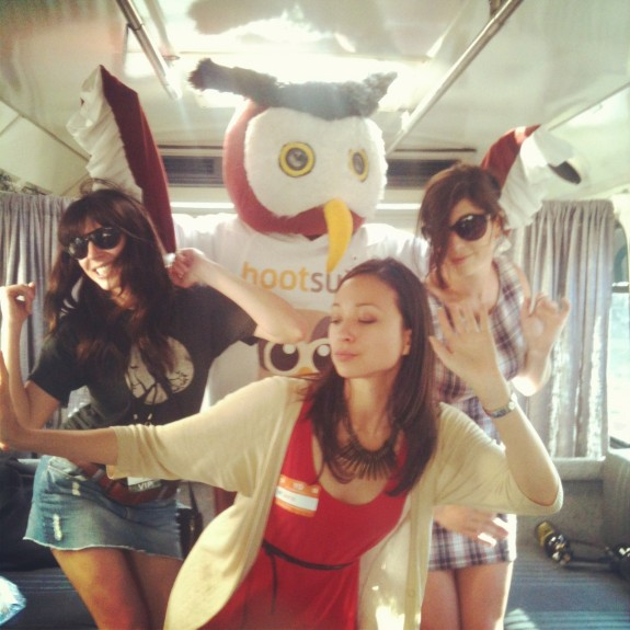The Ladies of HootSuite
