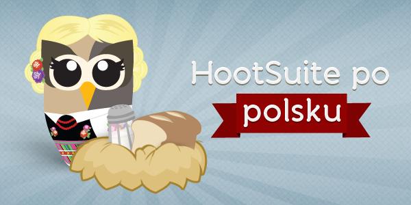 Polish Header - HootSuite po polsku