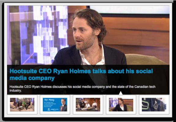 Ryan Holmes on CTV Morning Live