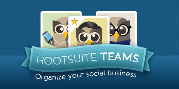 HootSuite Teams Header