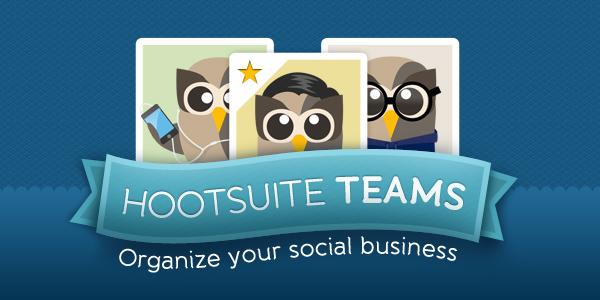 HootSuite Teams Header