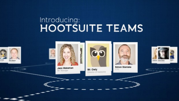 Video thumbnail for vimeo video Organize Your Owls With HootSuite Teams – News Roundup - HootSuite Social Media Management