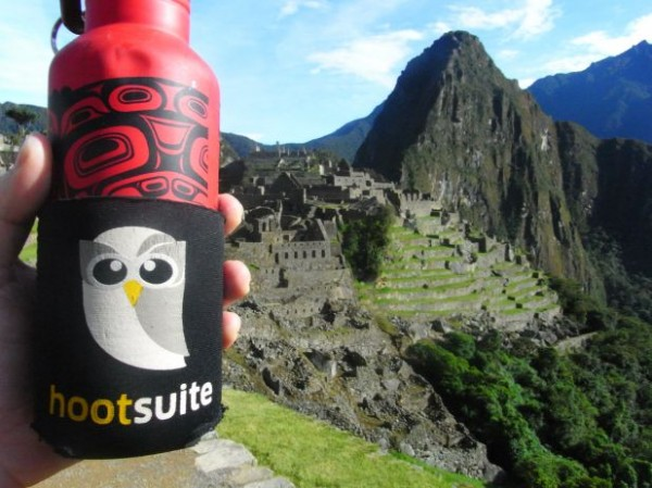 Owly Machu Picchu