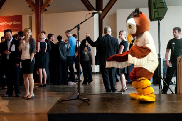 Owly and the Suits
