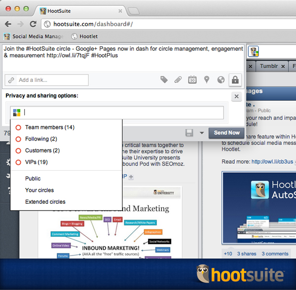 Hootsuite How To Build A Team