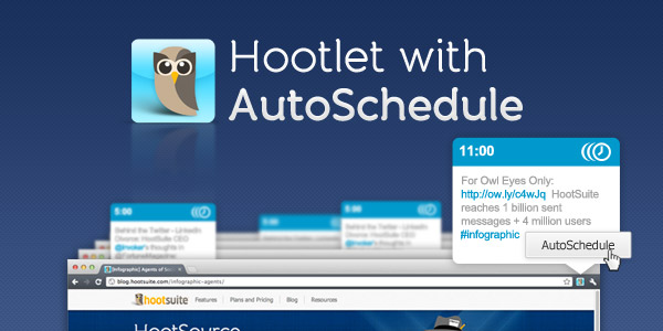 Hootlet web banner