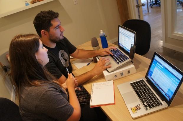 Equipe focada e dedicada direto do HQ da HootSuite