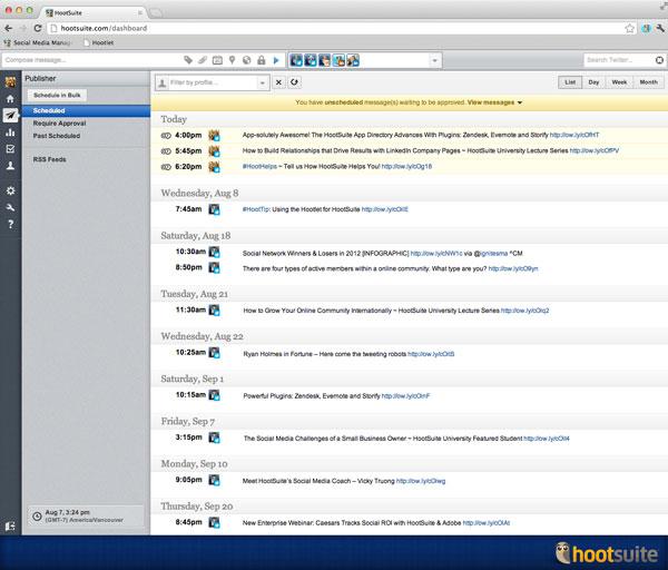 AutoSchedule Screenshot 2 Small