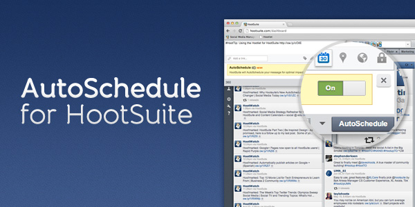 AutoSchedule Header