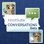 HootSuite Conversations for social media management
