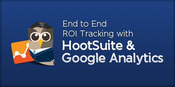 Google Analytics and HootSuite