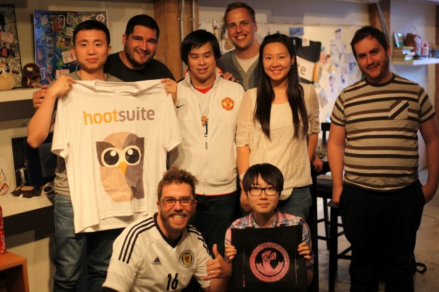 HootSuite releases in Traditional Chinese