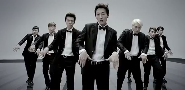 Super Junior Music Video