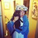 HootSuite #OwlOween costume Contest