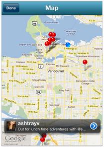 Geo-Tagging Map