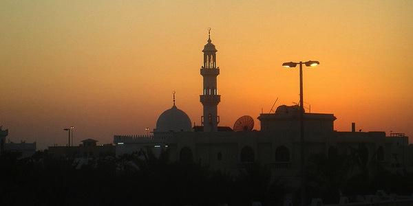 Muslim Mosque at sunset - Flickr crystalina