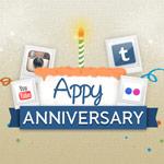 Appy Anniversary 150