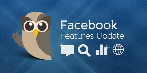 Facebook Updates Available in HootSuite Dashboard